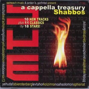 A cappella Treasury - Shabbos