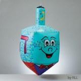 Jumbo Inflatable Draydel