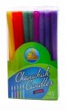 Long Chanukah Candles
