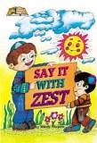 SAY IT WITH ZEST H\C