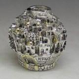 Tzedakah Box  Jerusalam Ball