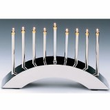 Contemporary Electric Menorah