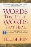 Words That Hurt, Words ...