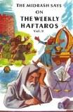 Midrash Says Haftaros 3