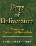 Days Of Deliverance: Essays