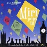 DVD- MIRI POPS IN!