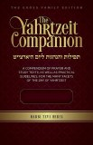 Yahrtzeit Companion