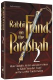 Rabbi Frand On The Parasha - 2