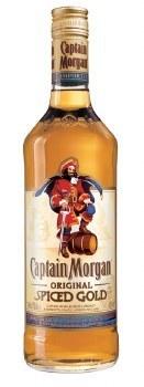 Captain Morgans Original Spiced Rum 700ML