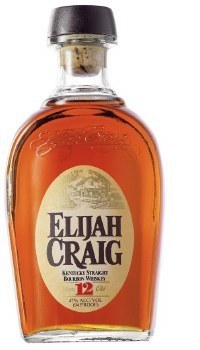 Elijah Craig 12 Year Old 700ML