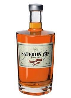 Saffron Gin, Gabreil Boudier 700ML