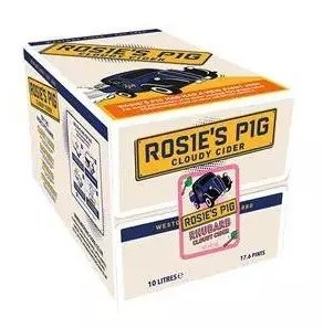 Westons Rosies Pig 10 Liter