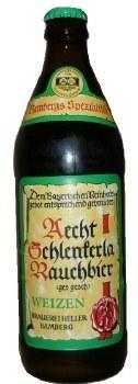 Aecht Schlenkerla Rauchbier Weizen 500ML