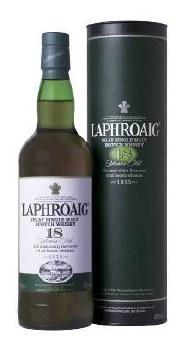Laphroaig 18 Year Old 700ML