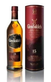 Glenfiddich 15 Year Old, Solera 700ML