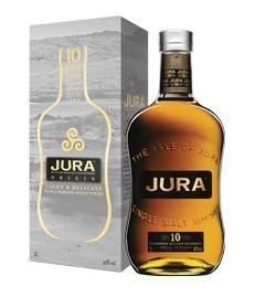 Isle of Jura Origin 10 Year Old 700Ml