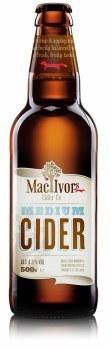 Mac Ivors Medium Cider 500ML