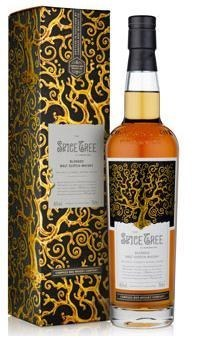 Compass Box Spice Tree Blended Whisky 700ML
