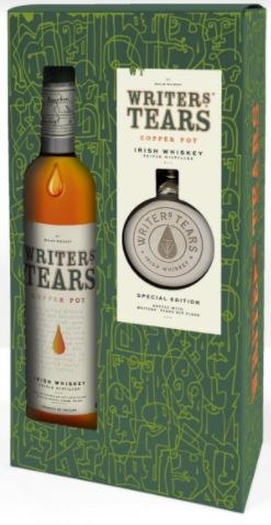 Writers Tears Copper Pot Gift Pack 700ML