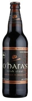 Carlow Brewing O'Hara's Irish Stout 500ML