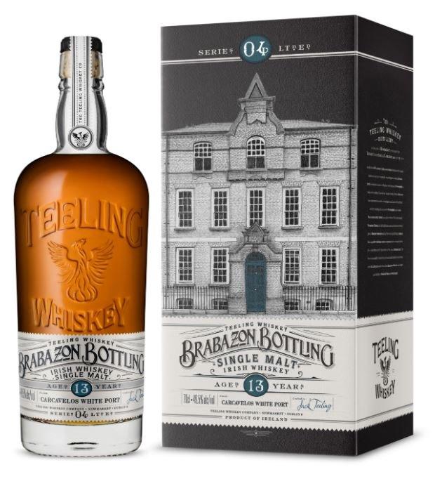 Teeling Brabazon Bottling #4 13 Year Old  700ML