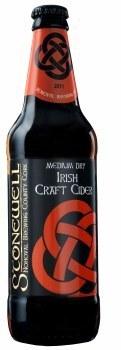 Stonewell Medium Cider 500ML