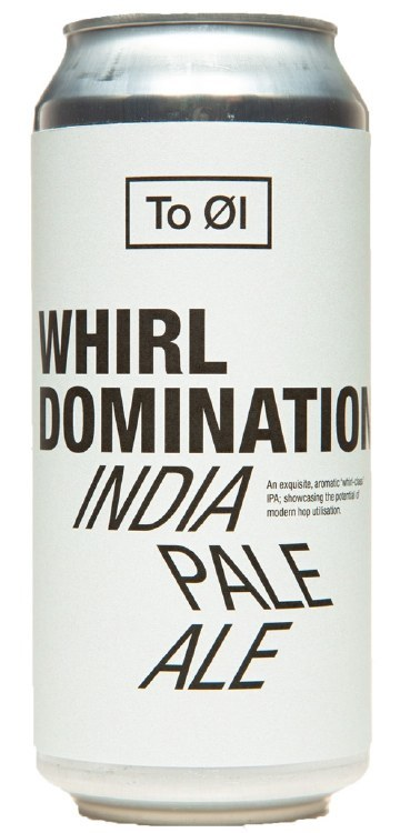 To Øl Whirl Domination IPA Can 440ML