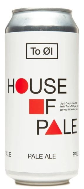 To Øl House Of Pale Can 440ML