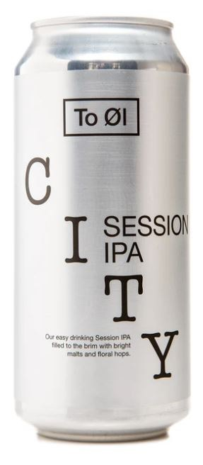 To Øl City Session IPA Can 440ML