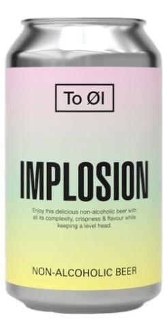 To Øl Implosion Can 330ML