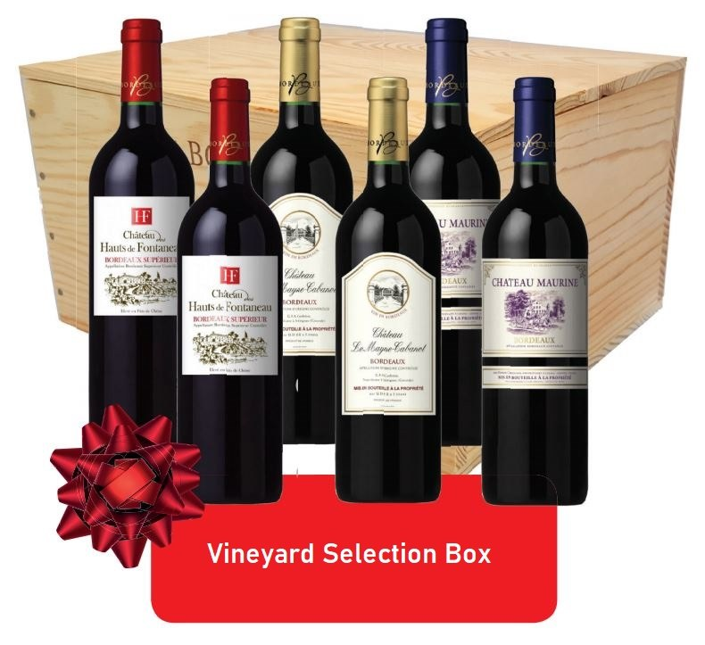 Vineyard Selection Bordeaux Box