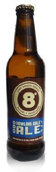 Eight Degrees Howling Gale Ale 330ML