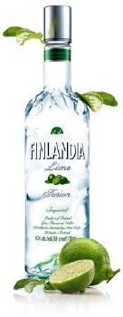 Finlandia Lime Vodka 700ML