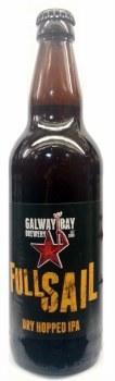 Galway Bay Brewery Full Sail Dry Hopped IPA 500ML