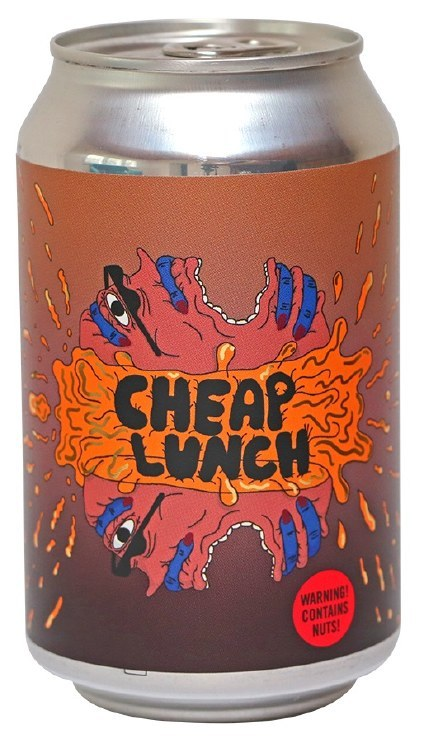 Lervig x Track Cheap Lunch Can 330ML