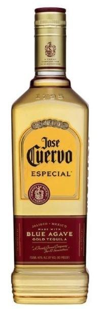 Jose Cuervo Especial Reposado Gold 700ML