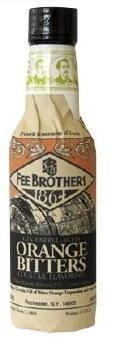 Fee Brothers Gin Barrel-Aged Orange Bitters 150ML