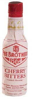 Fee Brothers Cherry Bitters 150ML