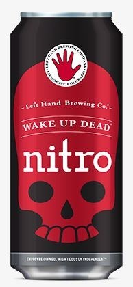 Left Hand Wake Up Dead Nitro Can 404ML