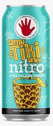 Left Hand Gettin' Tiki With It Nitro Can 404ML