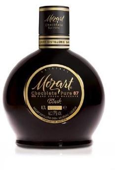 Mozart Dark Chocolate 500ML
