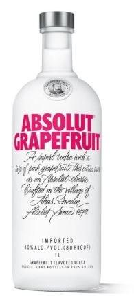 Absolut Grapefruit 700ML