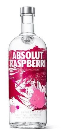 Absolut Raspberri Vodka 700ML
