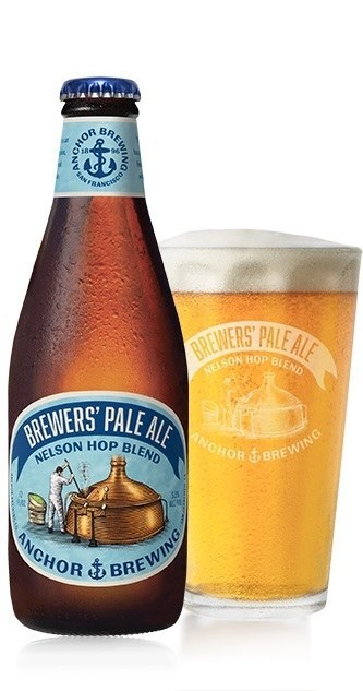 Anchor Brewers' Pale Ale 355ML