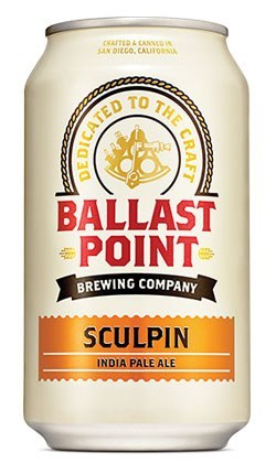 Ballast Point Sculpin IPA 473M