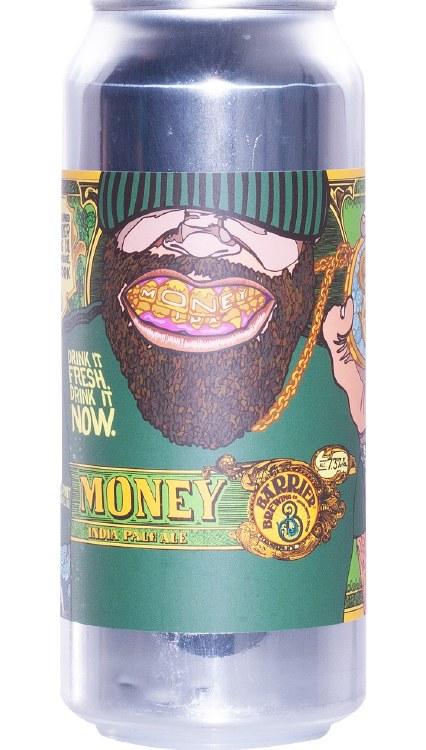 Barrier Money IPA 473ML