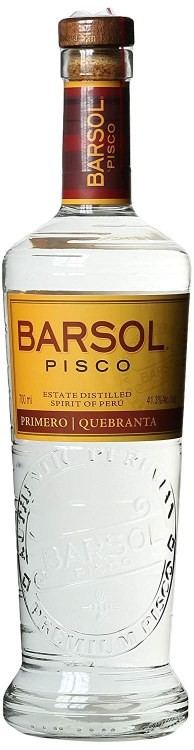 Barsol Pisco Quebranta 700ML
