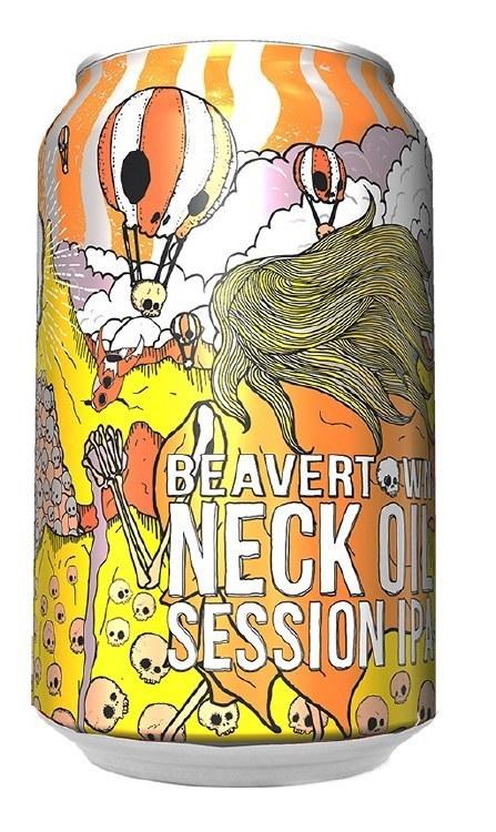 Beavertown Neck Oil Can 330ML