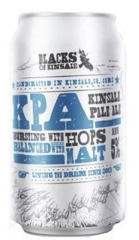Blacks Kinsale 'KPA' Can 330ML
