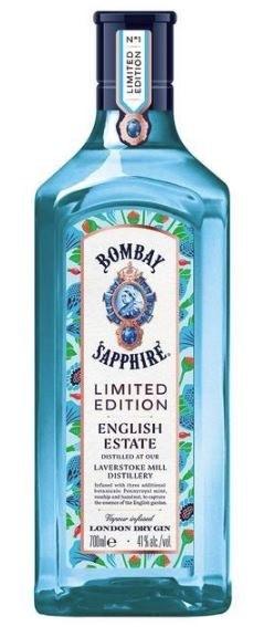Bombay English Estate Ltd. Edition Gin 700ML